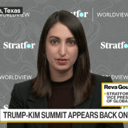 Reva Goujon on Bloomberg Markets