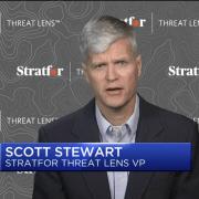 Stratfor Threat Lens VP Scott Stewart on CNBC