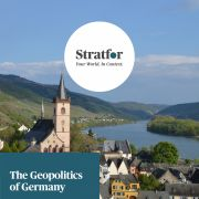 Geopolitics of Germany Stratfor Worldview Stratfor Store Report