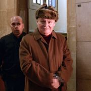 Ramirez Sanchez, aka Carlos the Jackal, seen here after his arrest.