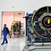 China is home to the largest aero-engine maintenance base in Asia.