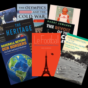 Some recommended titles for your geopolitics of sports library.