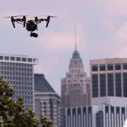 Payload limits and other factors make commercial drones more effective as surveillance platforms than a means of attack.