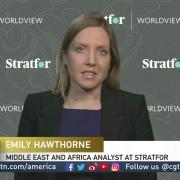 Emily Hawthorne on CGTN