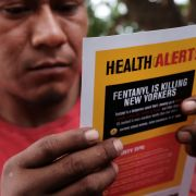 The powerful synthetic opioid fentanyl is responsible for a rash of overdose deaths in the United States