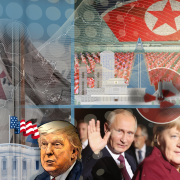 The United States will maintain its security alliances abroad, but it will also generate enough uncertainty to drive its partners toward unilateral action in managing their own neighborhoods.