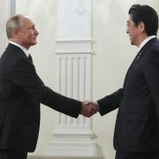 The meeting Jan. 22 between Russian President Vladimir Putin and Japanese Prime Minister Shinzo Abe will mark their 25th since Abe assumed power in 2012.