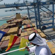 Port Khalifa in the United Arab Emirates became operational in 2012.