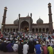 The Muslim holy month of Ramadan is observed around the world.