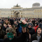 Russian teens have flooded into the streets across the country not because of Western sanctions or foundering industries, but because of a sullen sense of injustice.