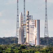 European Space Agency in French Guiana
