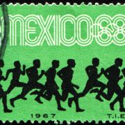 A massacre of students marred the legacy of the Mexico City Olympic Games held in 1968.