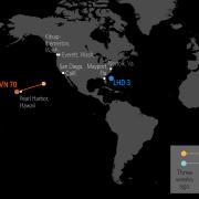 U.S. Naval Update Map: June 28, 2018