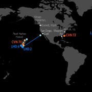 Naval Update Map: July 26, 2018