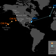 Tracking U.S. Naval Power | Stratfor Worldview
