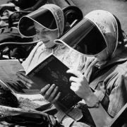 A summer's day spent reading is a day well-spent, as these women in London's Embankment Gardens on July 14, 1939, could have attested.