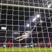 Germany ties Spain 1-1 during a March 23 exhibition match in Duesseldorf, Germany. The two teams will be competing for the 2018 World Cup in Russia.