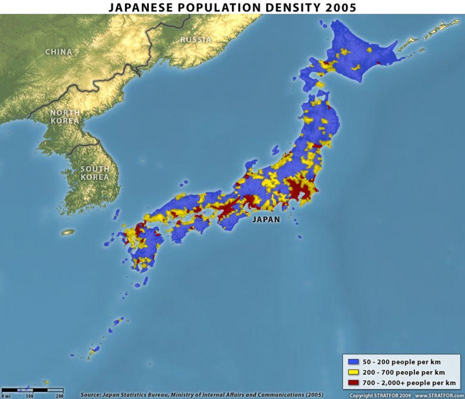 the geopolitics of japan an island power adrift stratfor