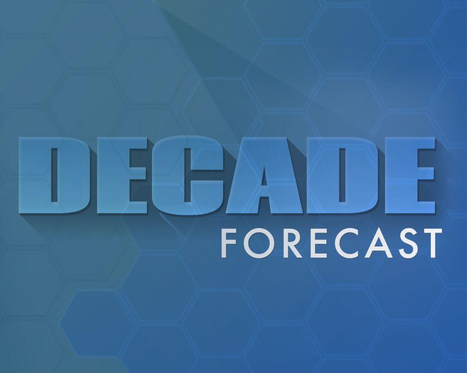 Decade Forecast: 2015-2025