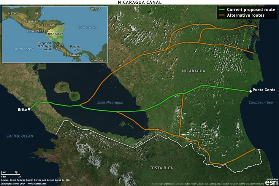 Nonesuch Expeditions Features The InterOceanic Highway