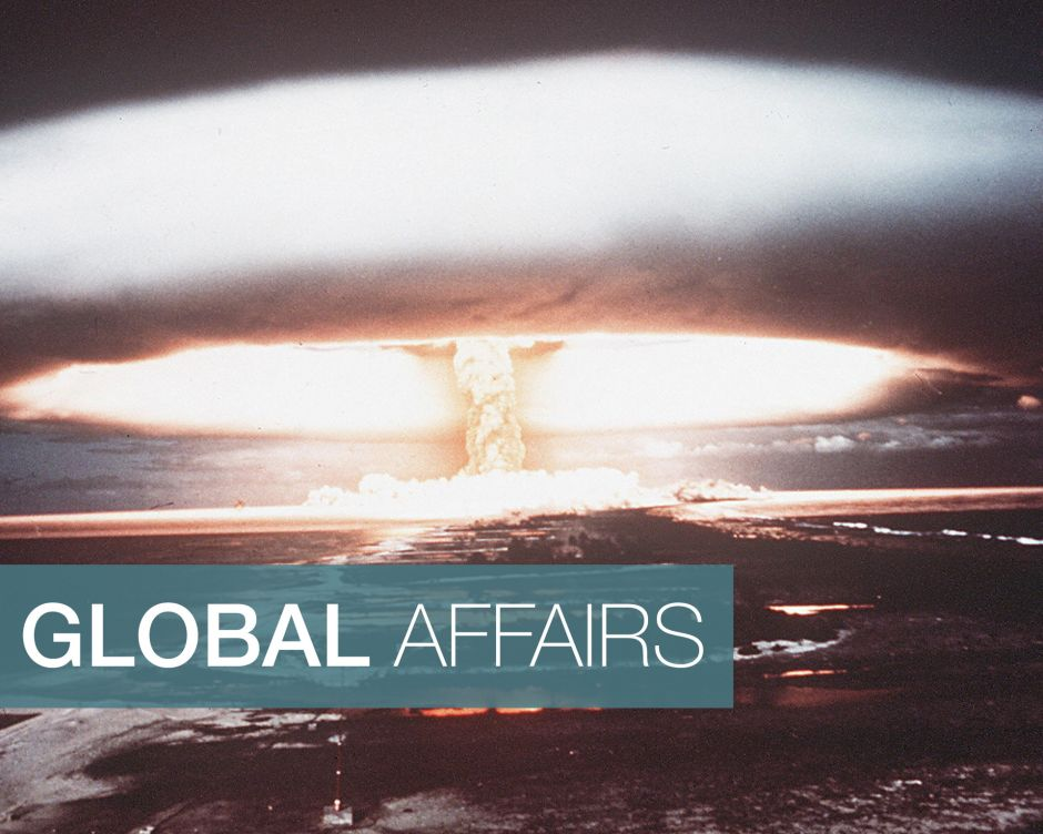 an argument in favor of the development of nuclear weapons Nuclear disarmament refers both to the act of reducing or eliminating nuclear weapons and to the end state of a nuclear-free world proponents of disarmament typically condemn a priori the threat or use of nuclear weapons as immoral and argue that only total disarmament can eliminate the possibility of nuclear war.