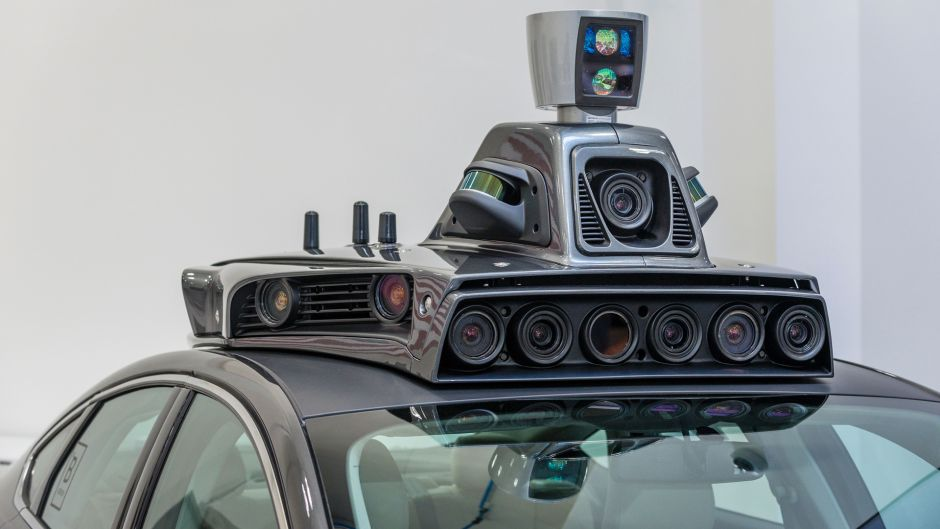 Regulating Driverless Cars, the U.S. Takes the Lead