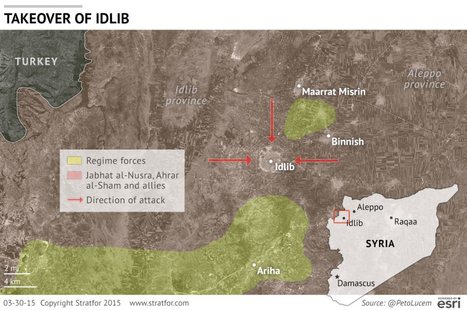 The Takeover of Idlib