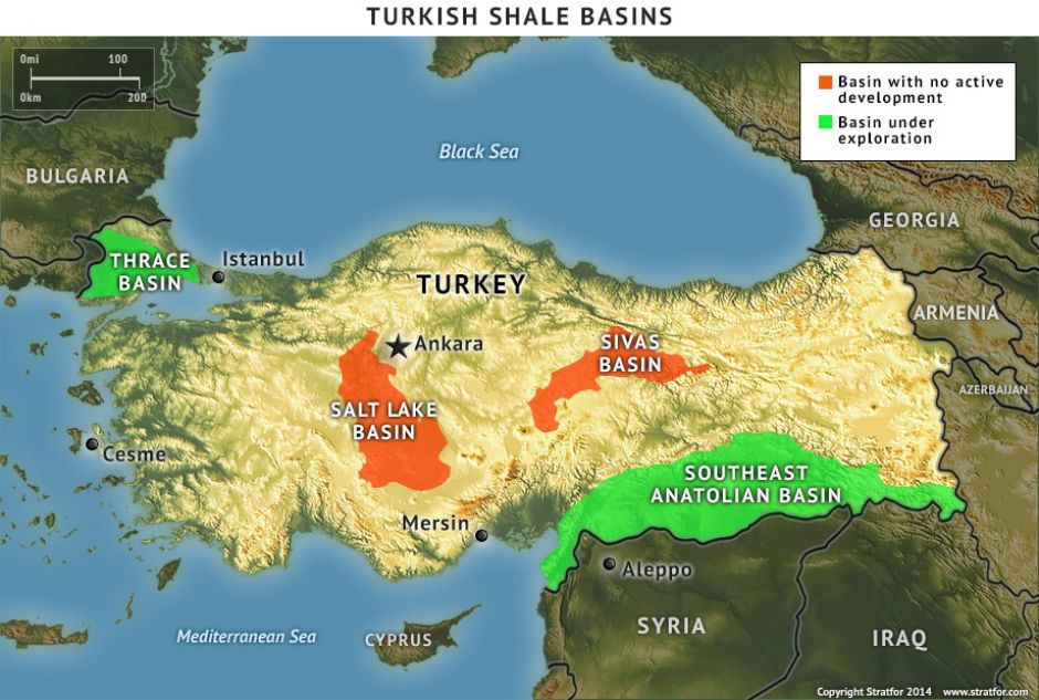 Turkey S Main Natural Resources