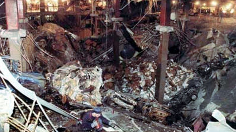 world trade center bombing 1993 essay View test prep - trade center from business 101 at nicholls state essay 1993 bombing of the world trade center by: ashlee bourgeois 3rd block april 16.