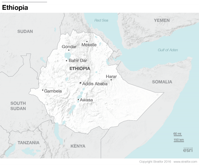 A Muffled Insurrection in Ethiopia [] 1