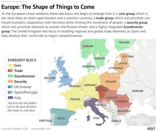 Стратфор: Европа без союза