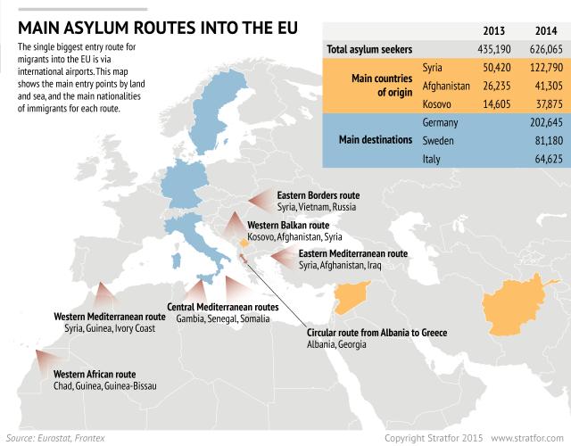 Europe Rethinks The Schengen Agreement