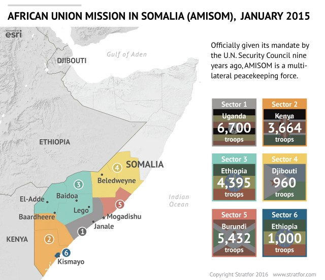 In Somalia Stability Is a Distant Promise