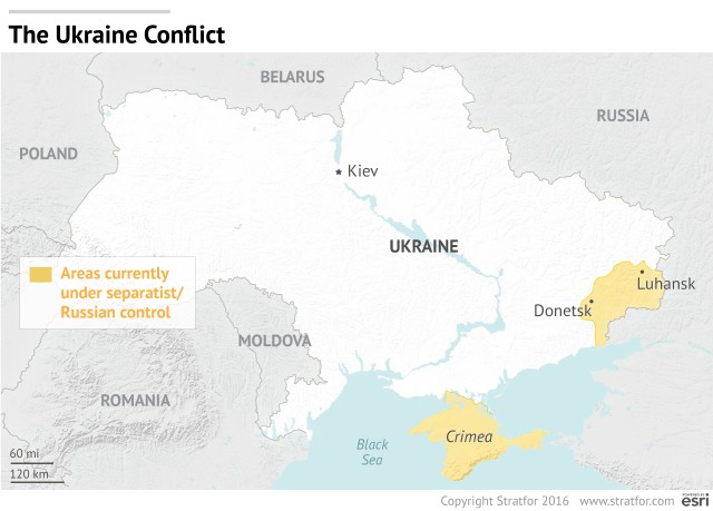 Fighting for Concessions in the Ukrainian Conflict