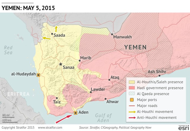 In Yemen, Anti-Houthi Operations Confront Forceful Opposition