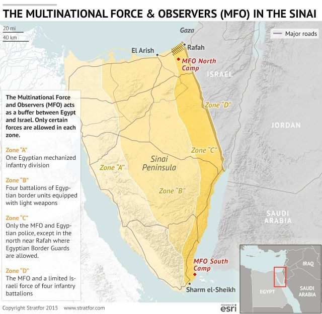 U S  Reconsiders Its Position in Sinai | RealClearDefense