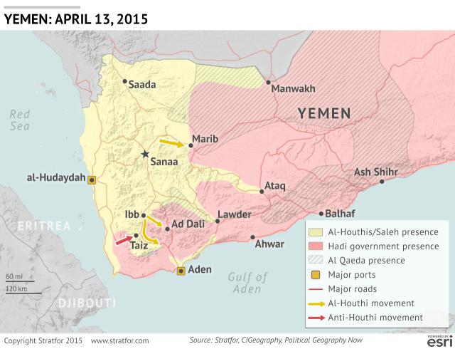دعوة للنقاش ... عاصفة الحزم بنظرة عسكرية  - صفحة 4 Yemen_04-13-15