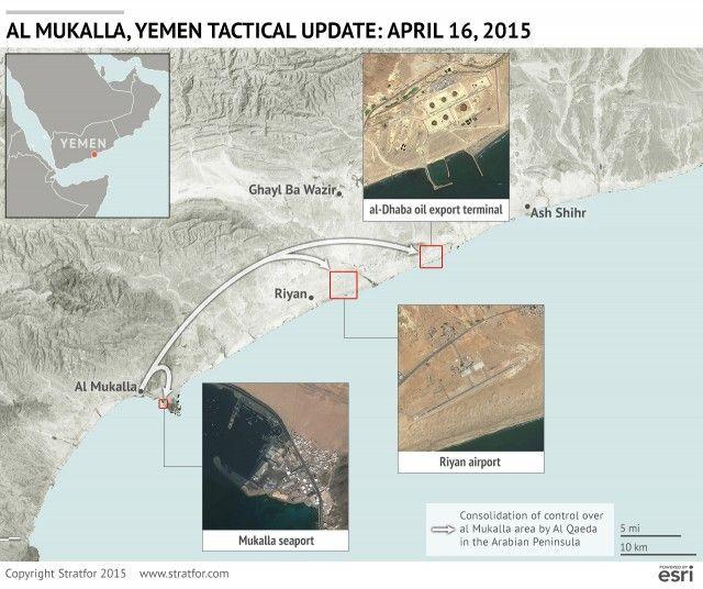 دعوة للنقاش ... عاصفة الحزم بنظرة عسكرية  - صفحة 4 Yemen_al_mukalla_satellite