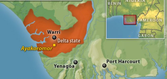 the economy of delta state in nigeria economics essay The paper argues that oil induced militant activities in the region have impacted   addressed, peace will be elusive and the wheels of economic development  grounded  the niger delta is the center of oil and gas production in nigeria,  accounting for about  oil has wrought poverty, state violence and a dying  ecosystem.