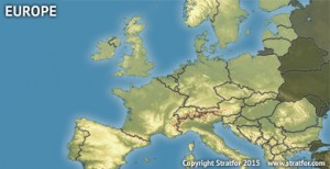 Regional Map - Forecasts - Europe