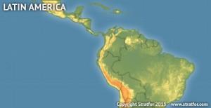 Regional Map - Forecasts - Latin America