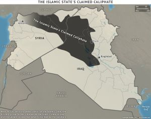 The Iraq-Syria Caliphate
