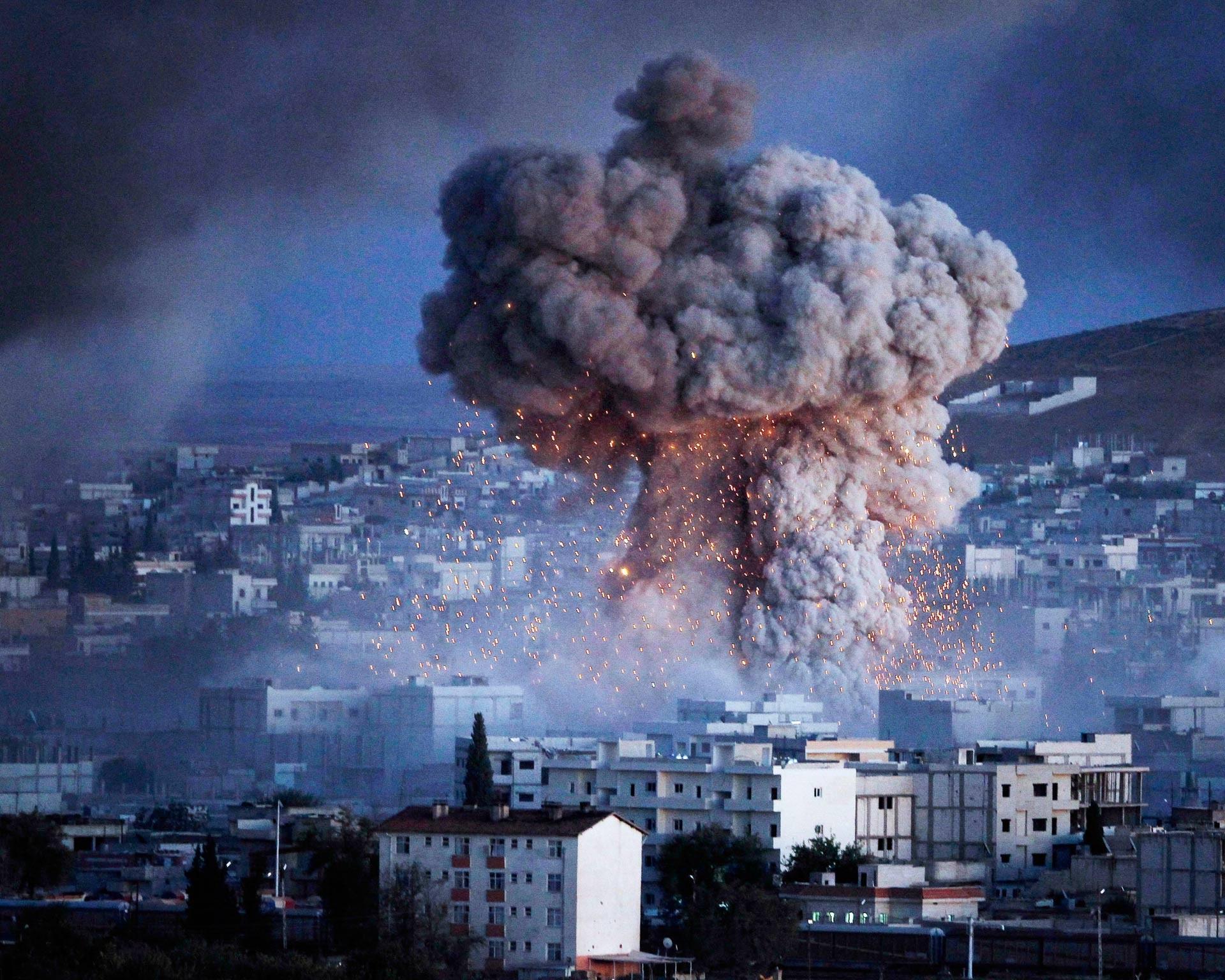 Американский спецназ в сирийском «котле»