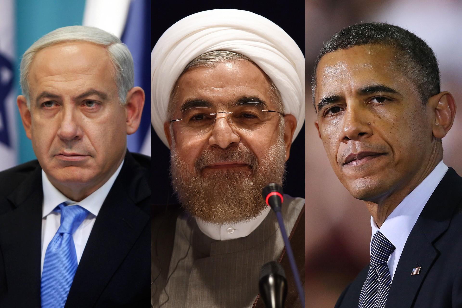 MAPATANO YA NYUKLIA YA IRAN NA UHUSIANO WA MAREKANI NA ISRAEL