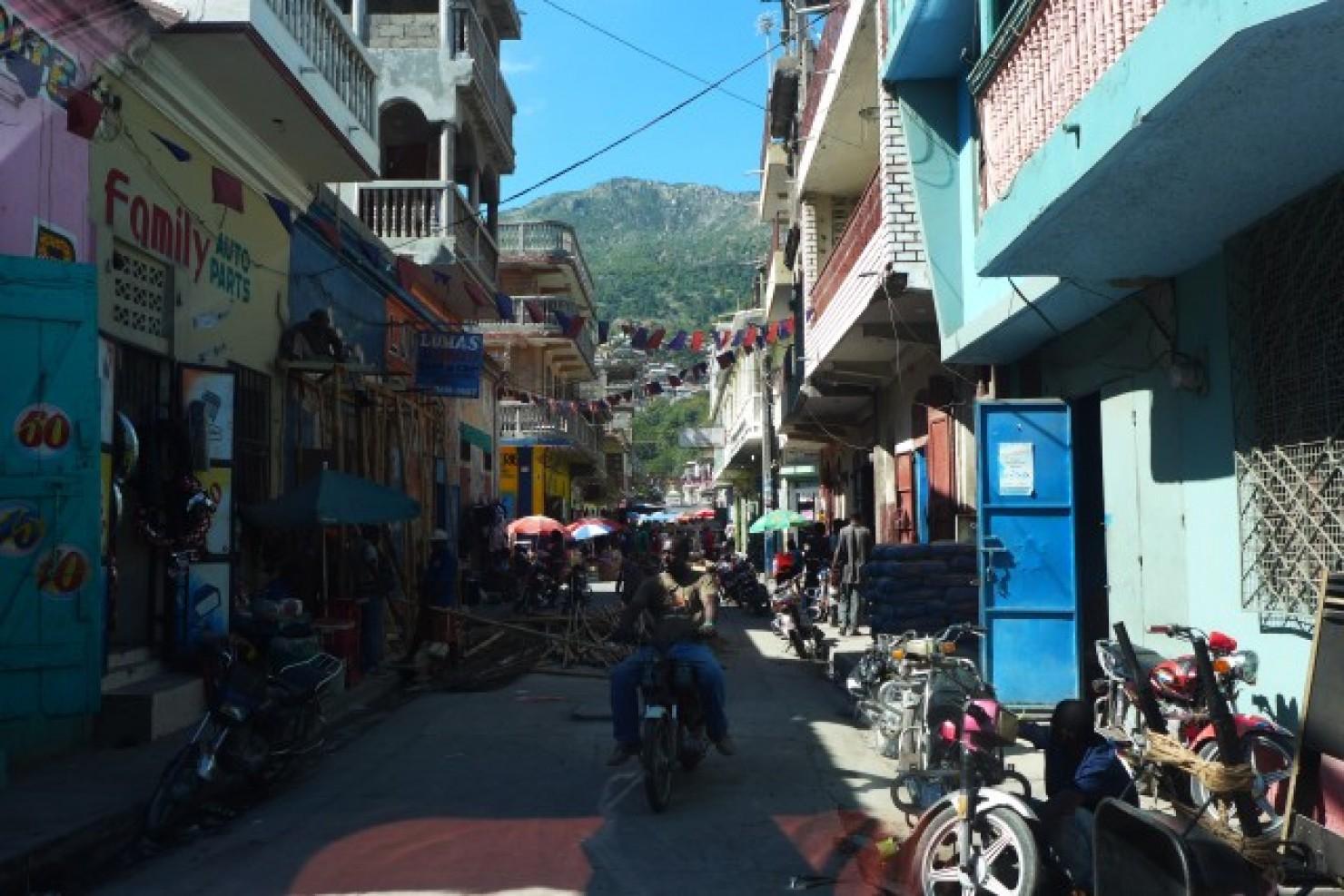Haiti: Unable to Forgive Past Grievances
