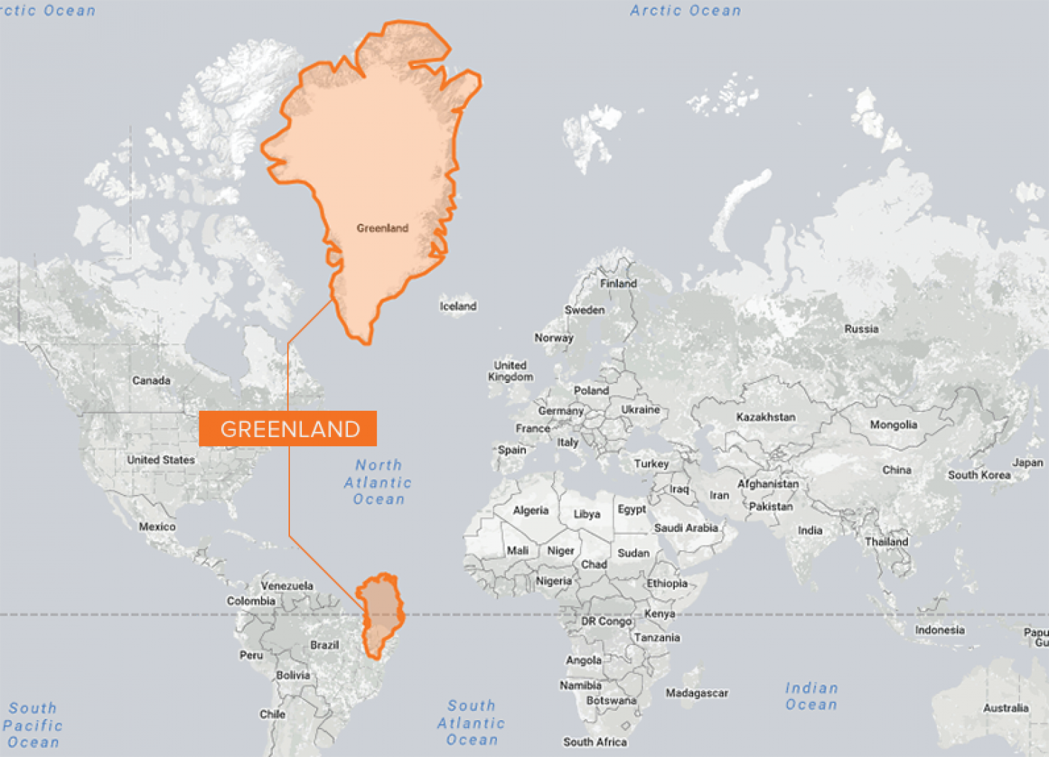 The Problem With Our Maps - What continent is afghanistan in