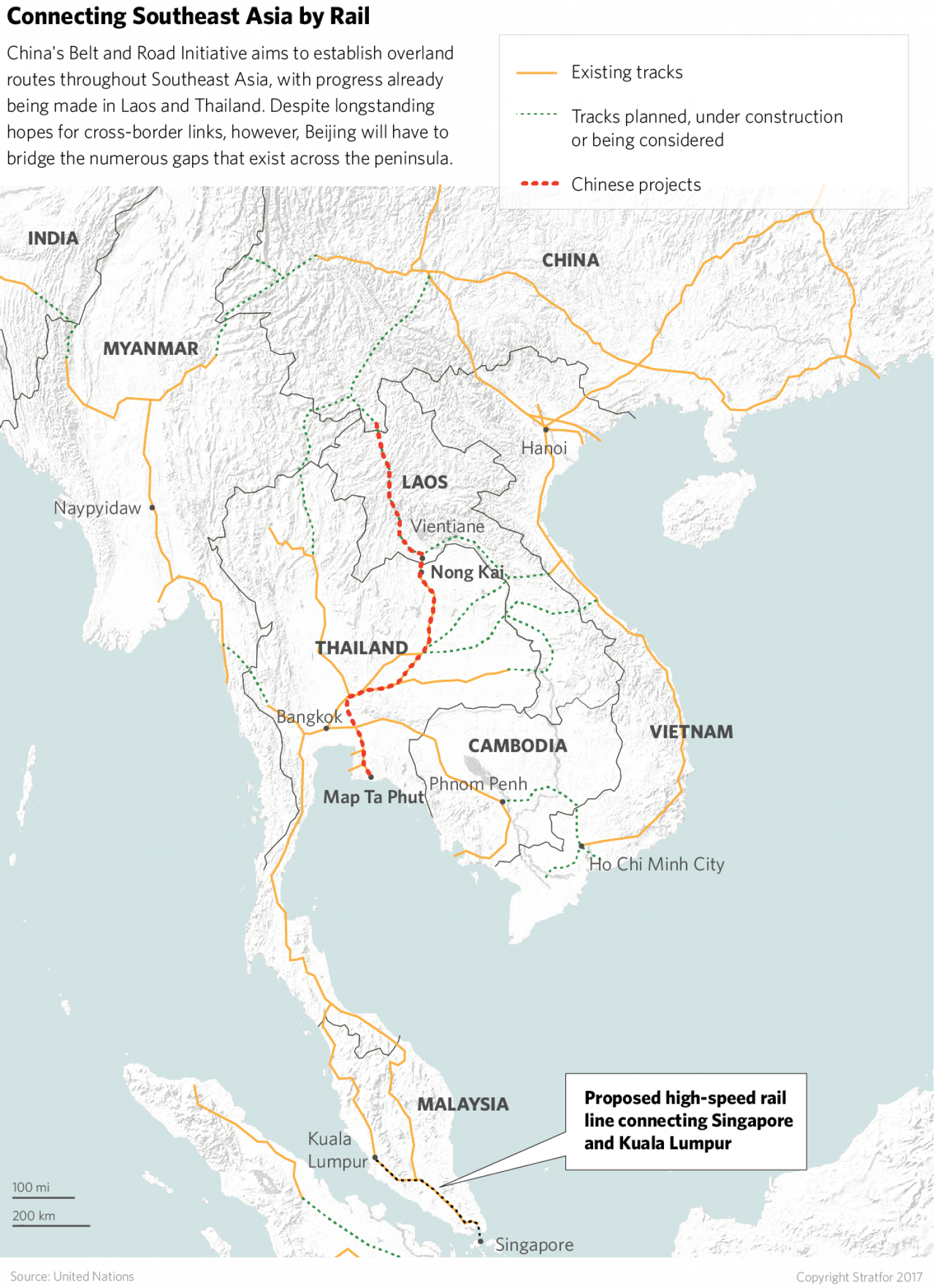 Map Of China And Southeast Asia.Southeast Asia A Notch In China S Belt And Road Initiative