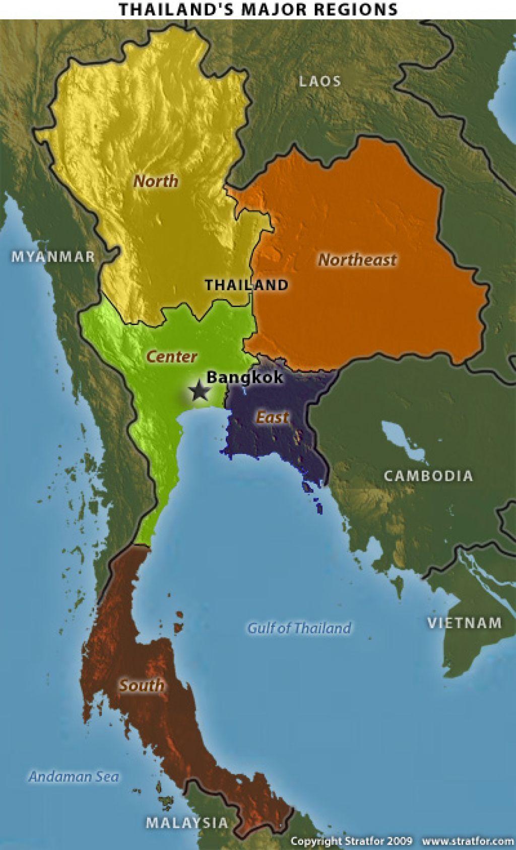 geopolitics of thailand