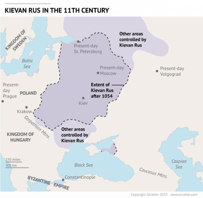 Ukraine: Caught Between East and West