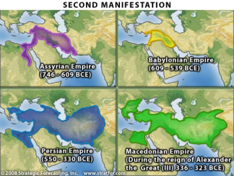 The Geopolitics of Israel: Biblical and Modern